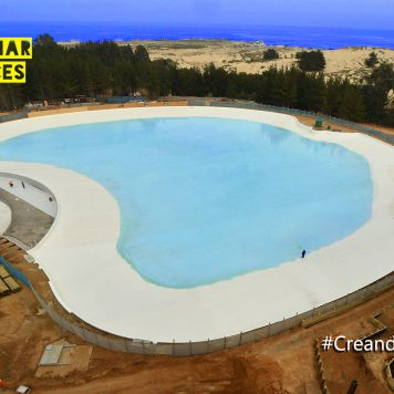 LagunaMar: ¡Comenzó a llenarse nuestra laguna!